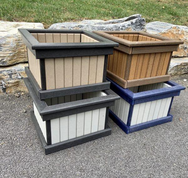 Polywood Planter furniture