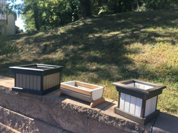 Planter furniture
