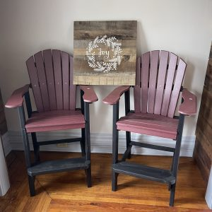 chairs 30 inch height